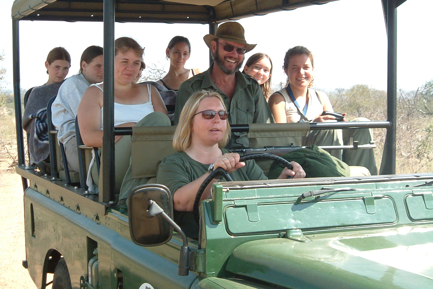 Safari Drive Tours