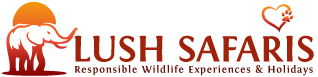 Welcome To Lush Safaris Logo