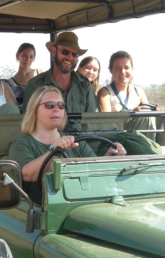Safari Drive Tours